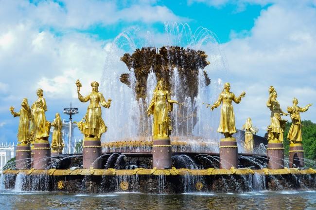 В Москве отметят 80-летие ВДНХ
